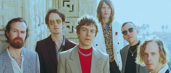 """Read more about the article Οι """"Cage The Elephant"""" είναι η Rock του σήμερα!"""